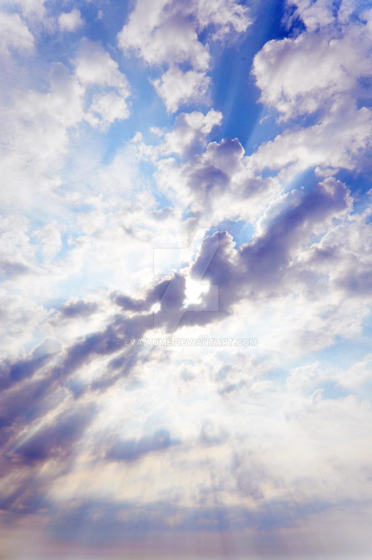 Sky Enhanced by Eva-Yume
