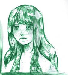 depressing sketch #1 by why-yari