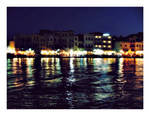 One night in Chania by Csipesz