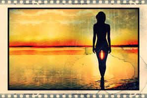 Sunsetgirl by Csipesz