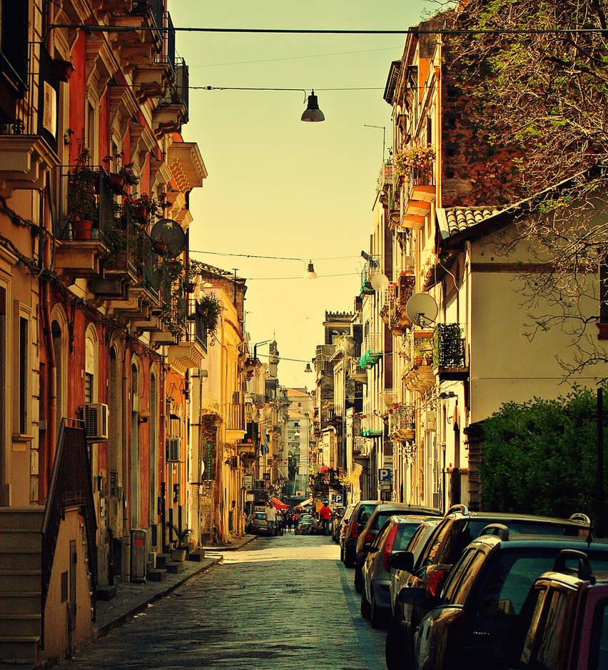 Sicily 4 by Csipesz
