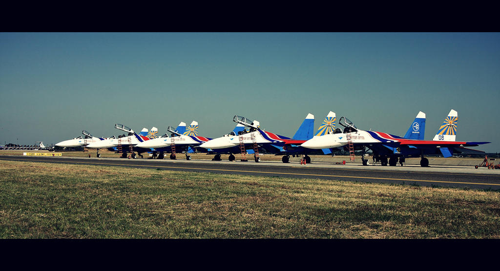 Russian Knights 1 by Csipesz