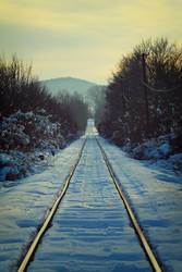 First snow 5 by Csipesz