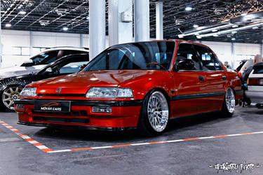 Honda Civic by Csipesz
