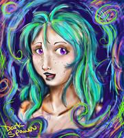 Painting Rave X3 by IndigoFlamingo
