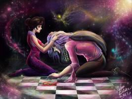 Fate...? by IndigoFlamingo