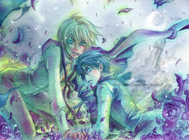 Alois and Ciel by Bory-Einfrost