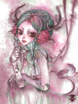The doll lady by Bory-Einfrost
