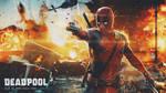 Deadpool movie / 4k / Speed Art by maxasabin