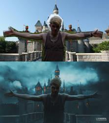 Disneyland by maxasabin