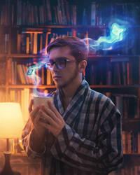 A cup of magic