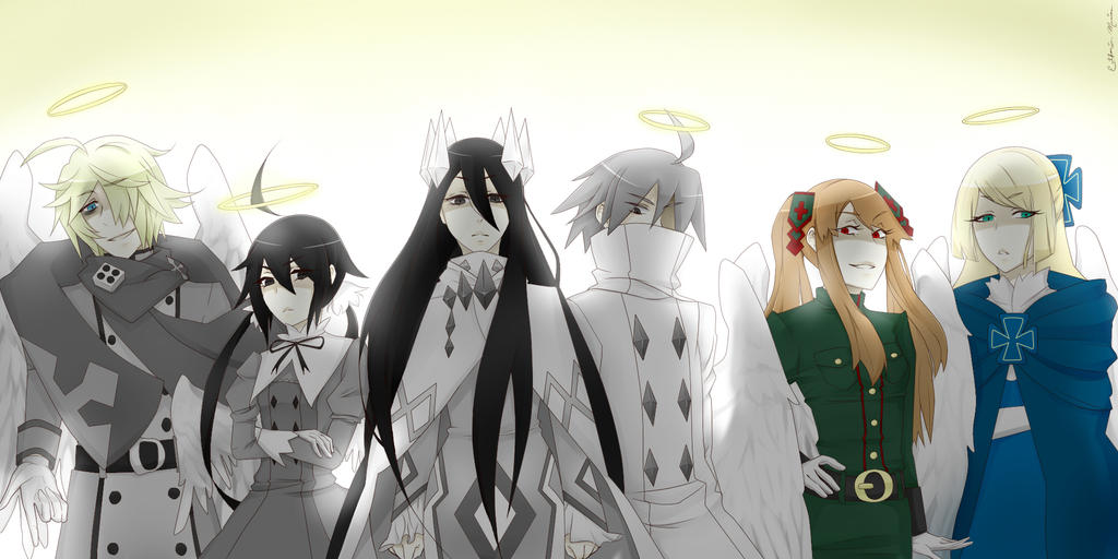 angels in war the gray garden by tsukihime 93