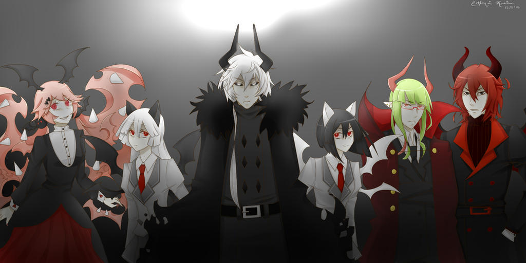 demons in war the gray garden by tsukihime 93