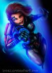 ME: Vanguard Shepard
