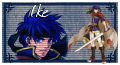 Fire Emblem- Ike Stamp