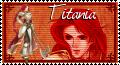Fire Emblem- Titania Stamp