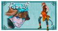 Fire Emblem- Ranulf Stamp by Atomic-Fate