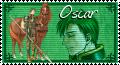 Fire Emblem- Oscar Stamp