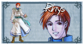 Fire Emblem- Rhys Stamp