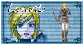 Fire Emblem- Leonardo Stamp by Atomic-Fate
