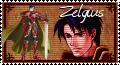 Fire Emblem- Zelgius Stamp