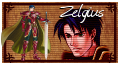 Fire Emblem- Zelgius Stamp by Atomic-Fate