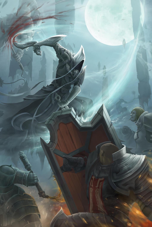 Diablo 3 Contest by yumor
