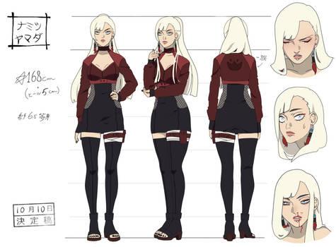 Naomitsu Yamada Reference V.2