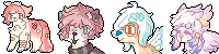 Pixel Icon Batch #9 by Japanblossom