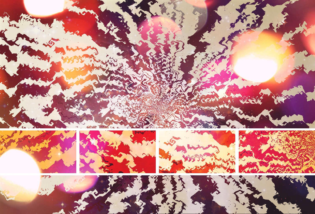 Cosmic Slideshow by tainia