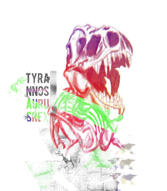 Tyrannosaurus Rex by konakonakona