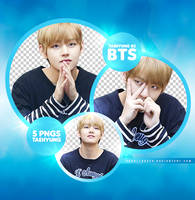Taehyung [Png #2] Pack by AngellBeats