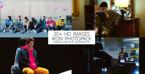 IKON [Love Senario MV] Photopack by AngellBeats