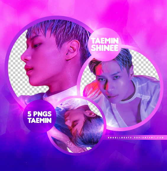 Taemin [MOVE] PNG PACK by AngellBeats