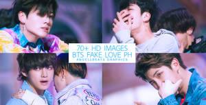 BTS [Fake Love] Photopack