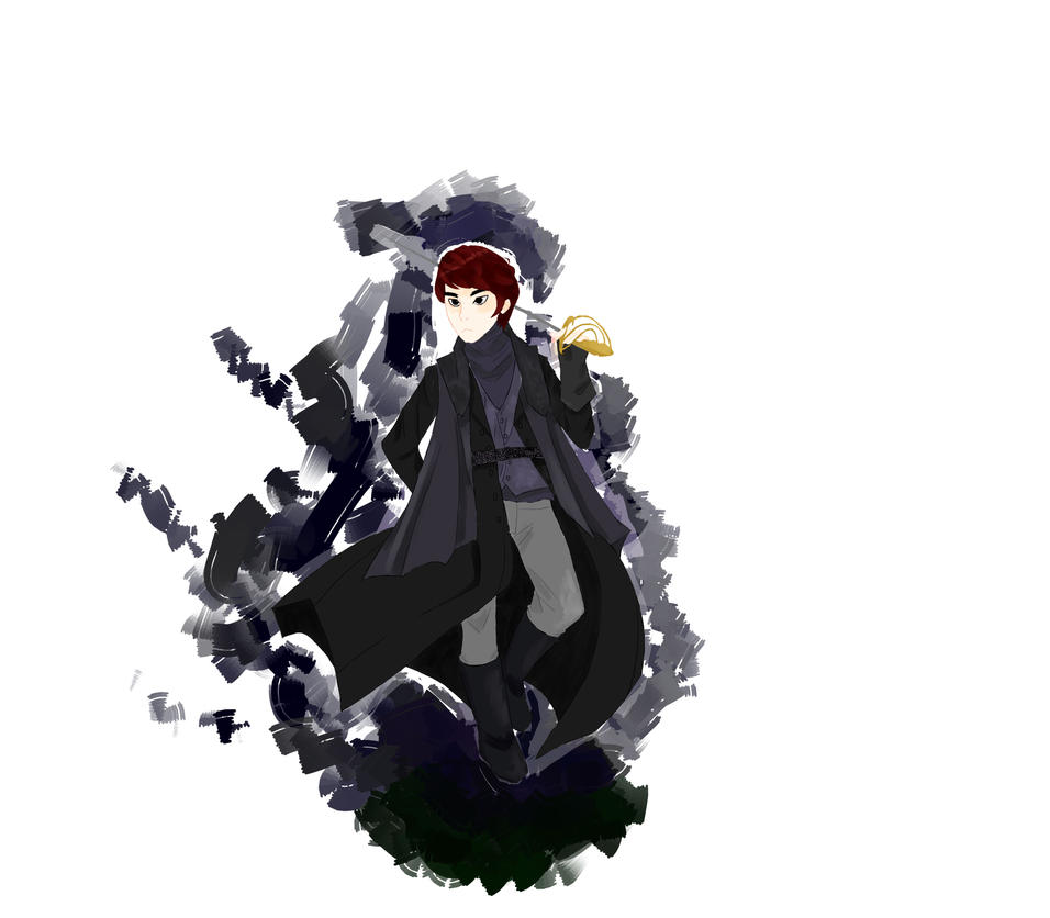 Kyuhyun robin hood by airilove