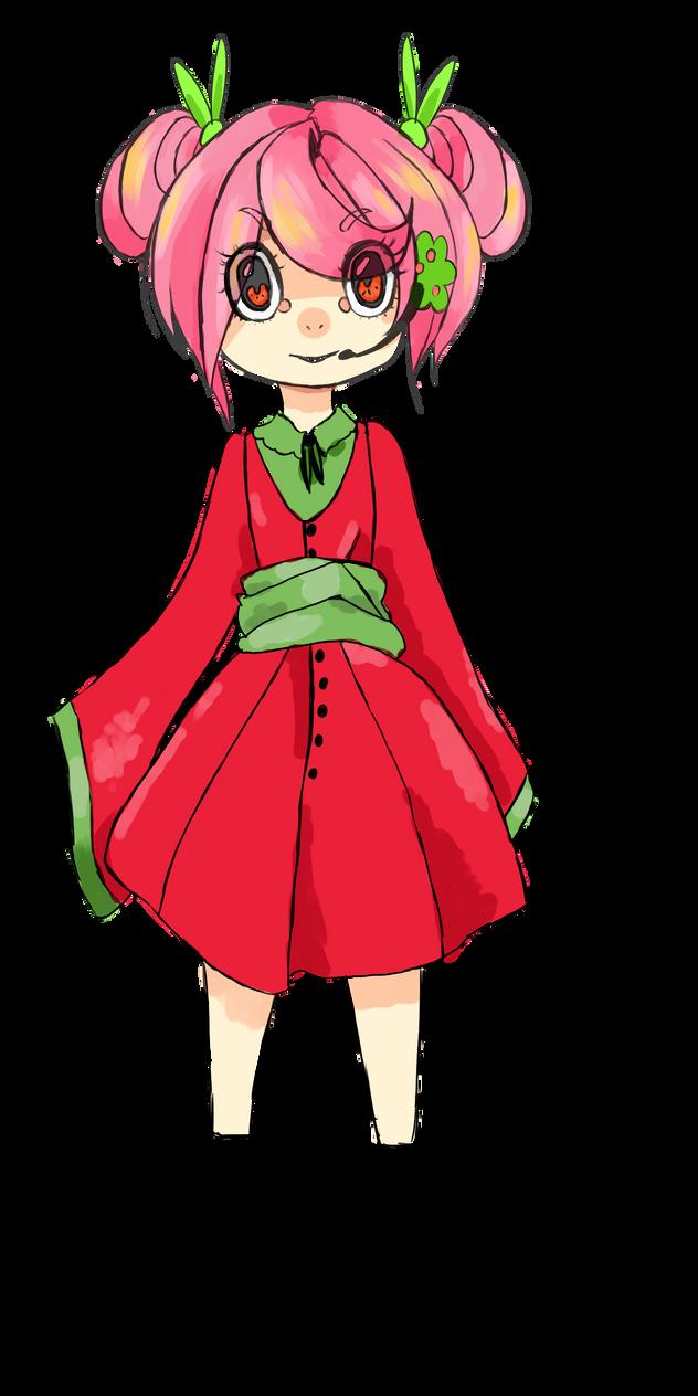 Momoko by airilove