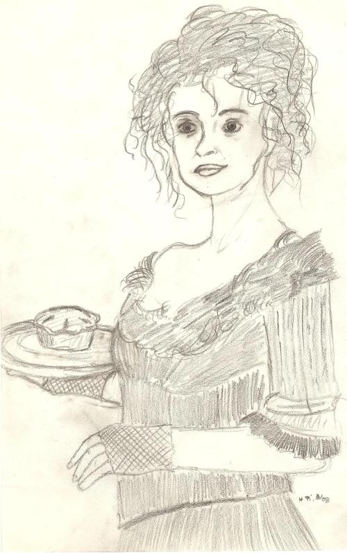 Mrs. Lovett by MetalFaie