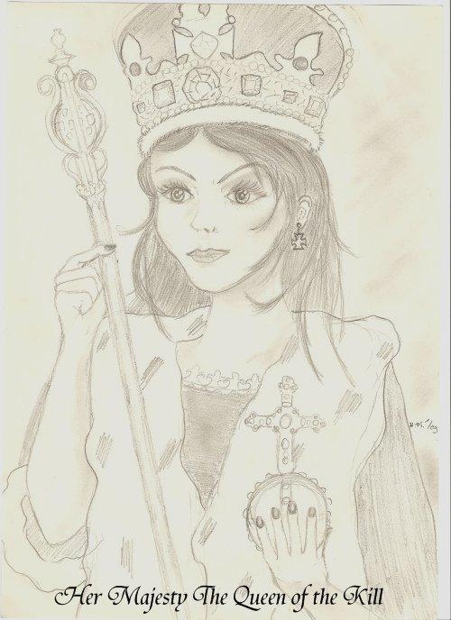 Her Majesty by MetalFaie