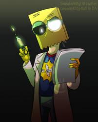 Dr. Flug by Sweaterkitty-Fluff
