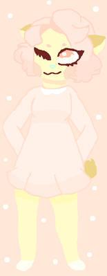 Creampuff (For Ghostfacenikol)
