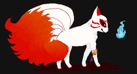 A Kitsune