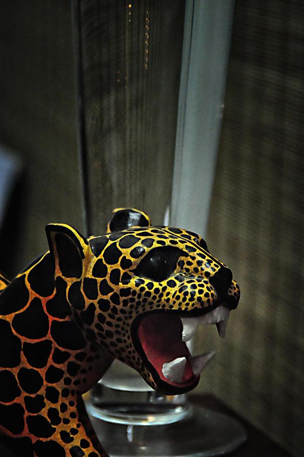 Cheetah by lilbittydemon