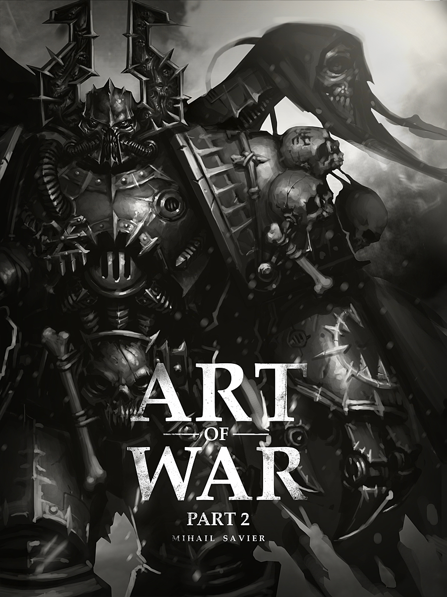 ArtofWar2 by MikhailSavier