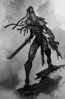 Scorpion by MikhailSavier