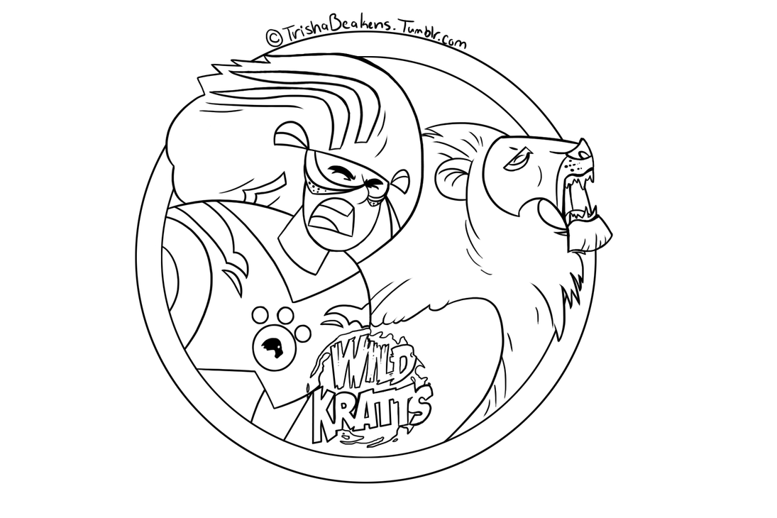 WK Colouring Page by TrishaBeakens