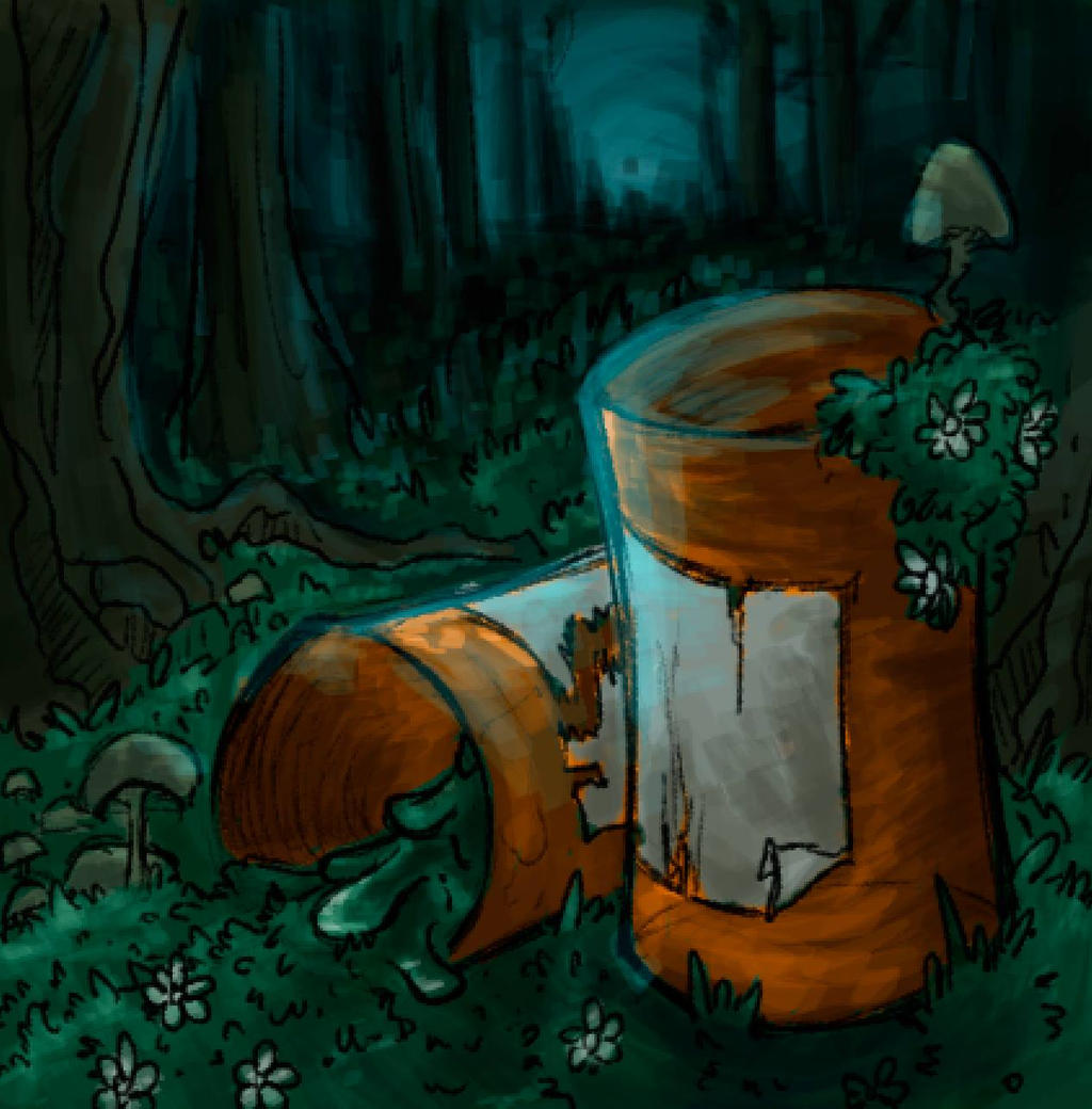 Landfill by StarryEvening