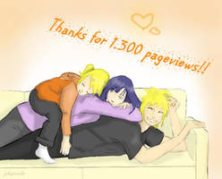 thank you  naruhina by jokaSmile