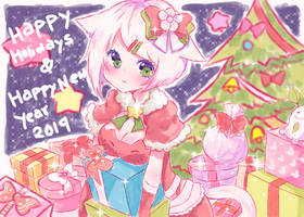 Happy New Year ! by Suna--Chan