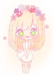 AT - little flower by Suna--Chan